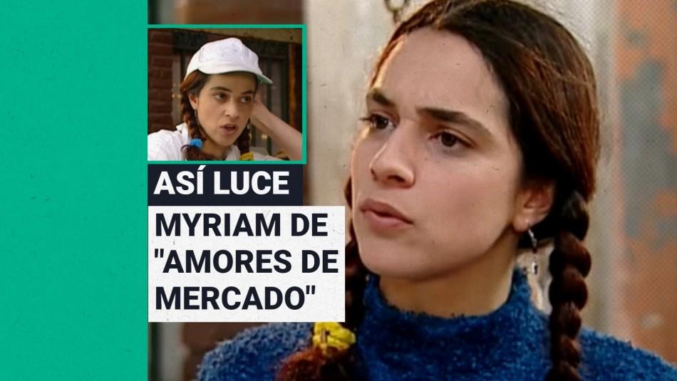 Myriam de Amores de Mercado