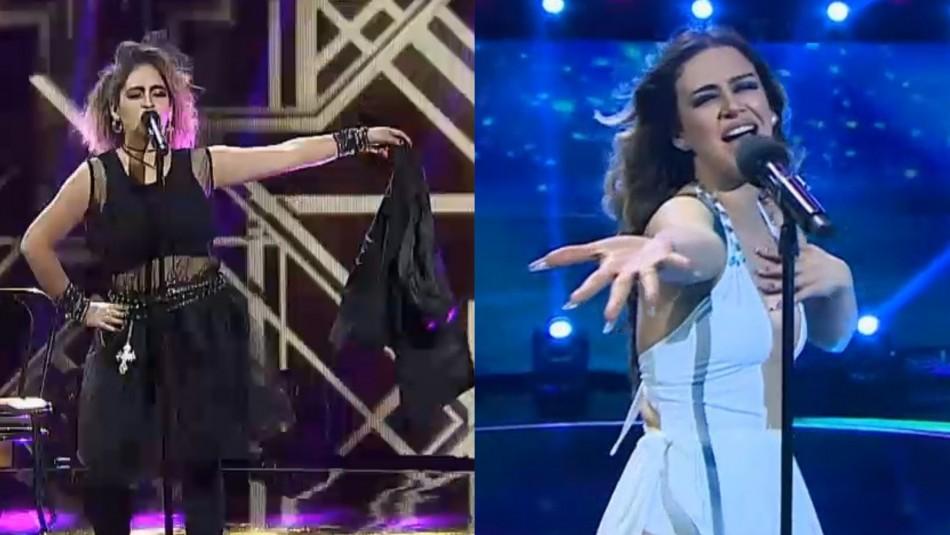 Karla Melo y Paloma Soto son las nuevas eliminadas de The Covers