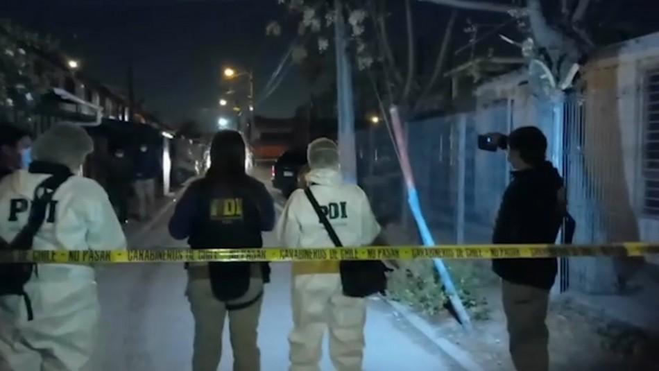 Madre de joven ingeniero baleado en Maipú: