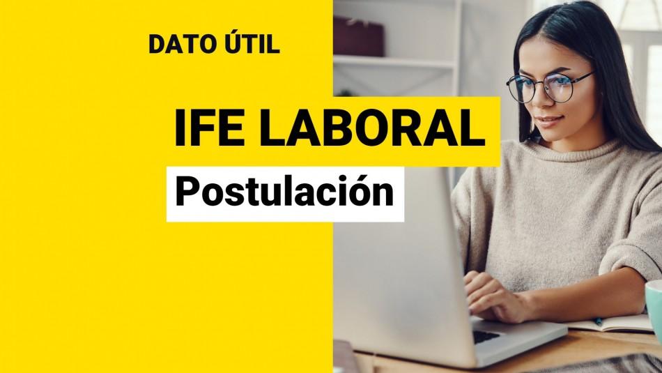 Últimos días para postular al IFE Laboral en septiembre: ¿Quiénes pueden solicitar el beneficio este mes?