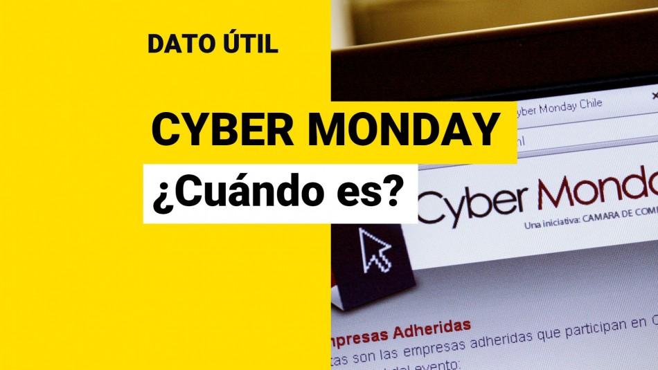 Cyber Monday 2021: ¿Cuándo comienza en nuestro país?