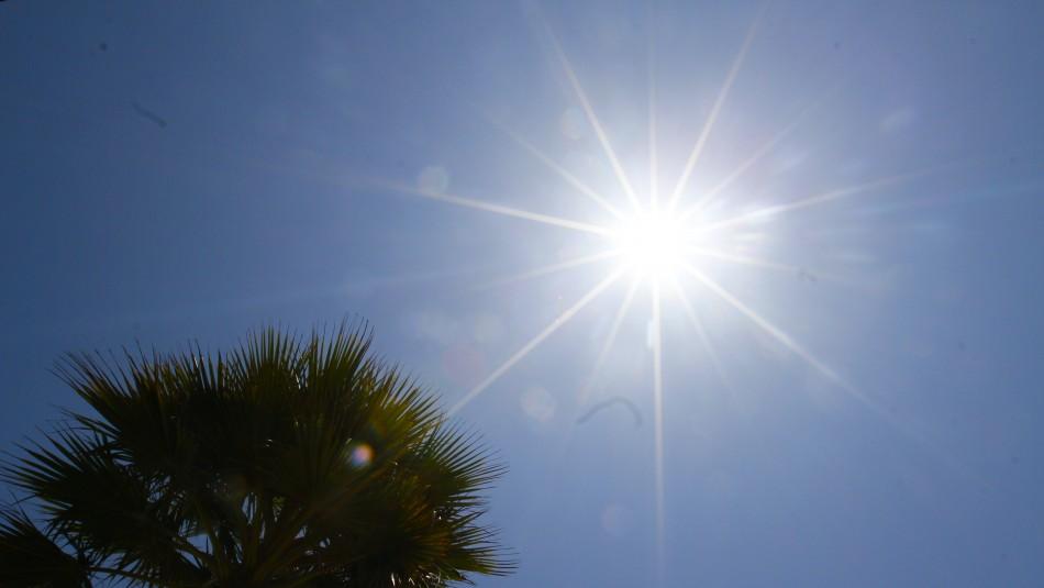 No sigue el calor extremo: Pronostican abrupto cambio de temperatura para este fin de semana en Santiago