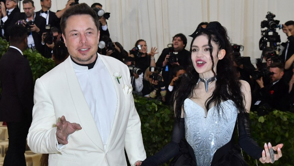 Elon Musk y Grimes anuncian que se han