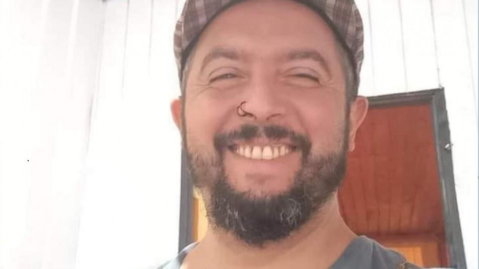 Cuerpo encontrado en Cabrero pertenece a trabajador social desaparecido desde julio en Chillán