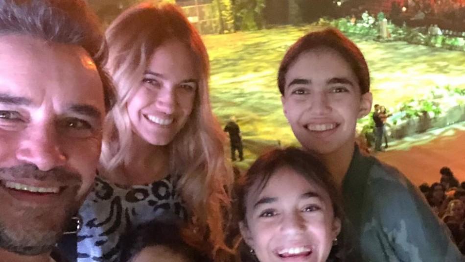 Hija de Ana Sol Romero y Douglas