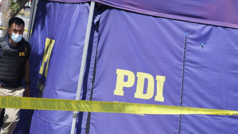 Hombre resultó muerto en velorio tras recibir disparo en la comuna de La Florida