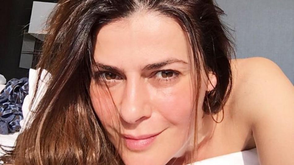 Tonka Tomicic sorprende con primaveral sesión de fotos: Famosos la elogiaron