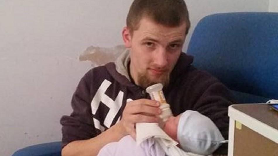 Condenado a cadena perpetua por asesinar a su hijo recién nacido: Le provocó múltiples fracturas