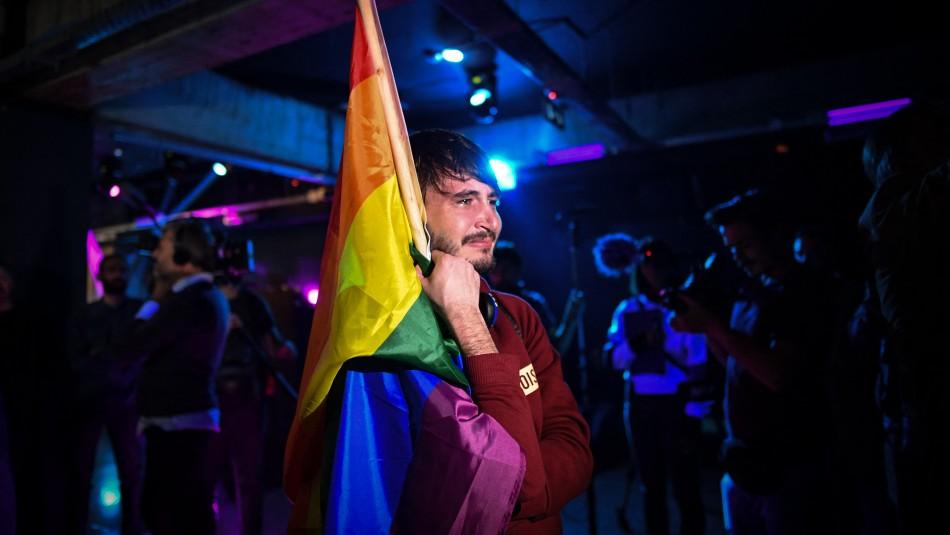 Suiza matromonio homosexual