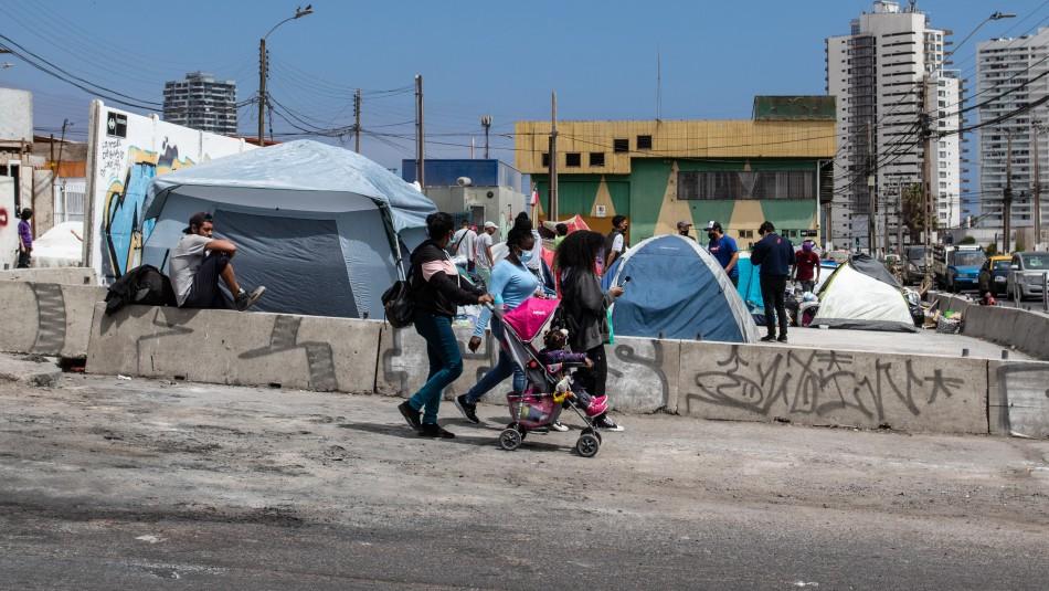 Relocalización y habilitación de albergues: Las medidas que se implementarán en el norte por crisis migratoria