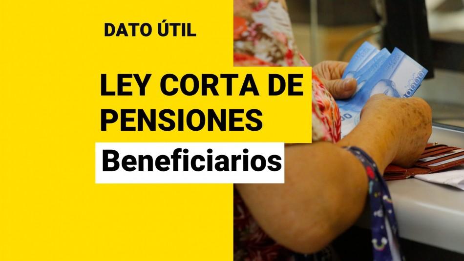 ley corta de pensiones