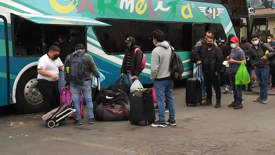Gobierno compromete ayuda por crisis migratoria: