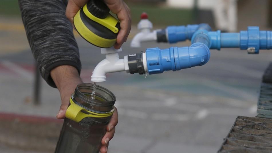 El horario en que se producirá el corte de agua en cinco comunas de la RM el próximo 4 de octubre