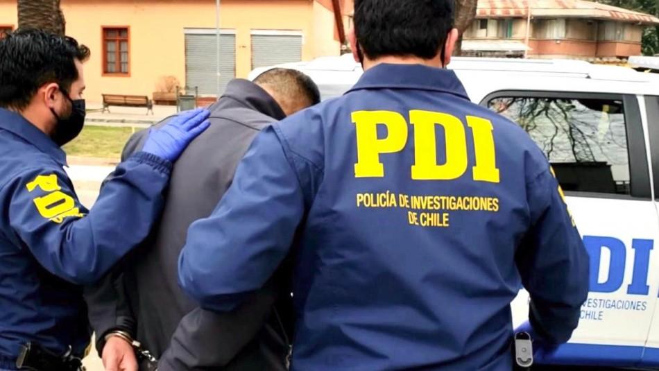 Estaba prófugo de la justicia: capturan a hombre condenado por violación de su ahijada en Valdivia