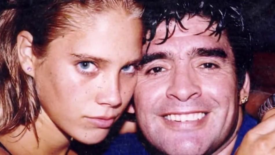 Novia cubana de Diego Maradona revela excesos del astro en La Habana: