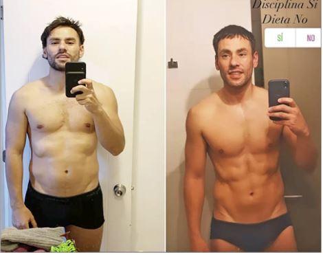 Antes y después de Claudio Valdivia