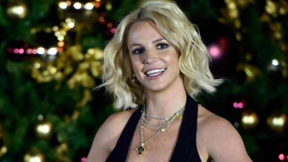 Liberan a Britney Spears de la tutela de su padre: