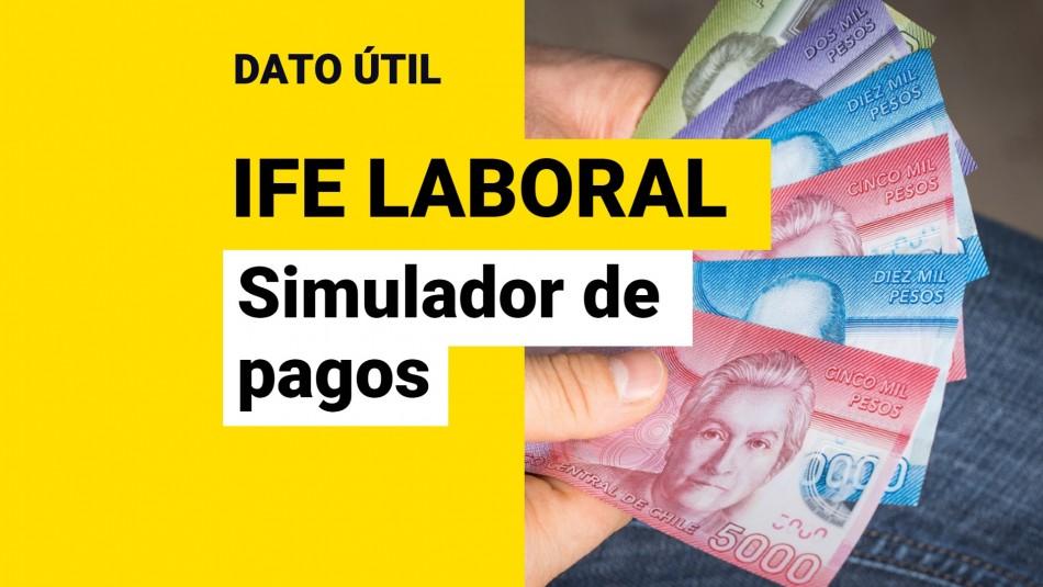 Simulador de pagos IFE Laboral