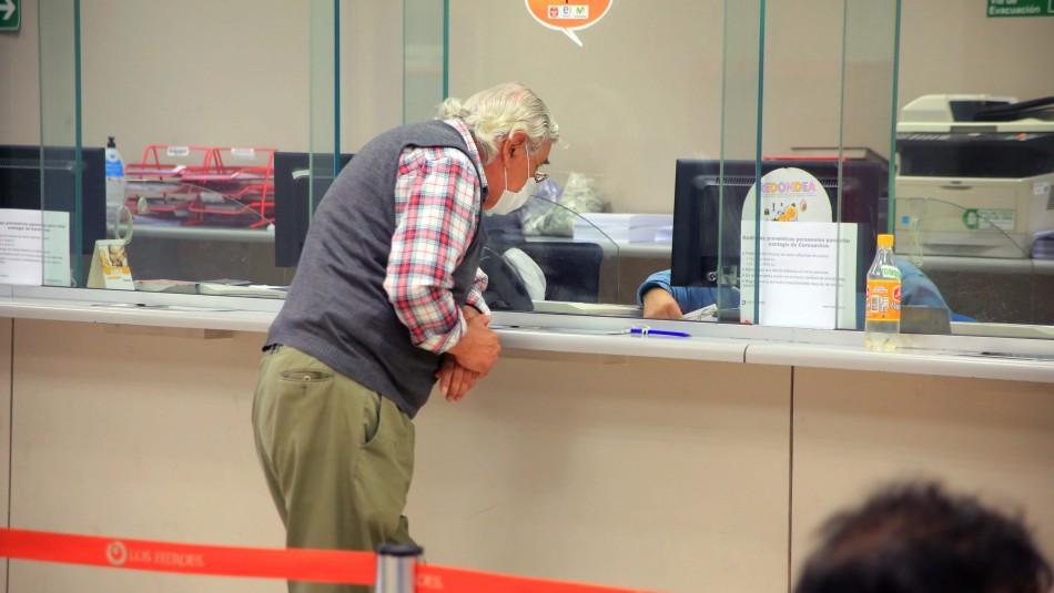 Ley corta de pensiones: Comisión de Trabajo despacha el proyecto con aumento en el Pilar Solidario hasta $210 mil