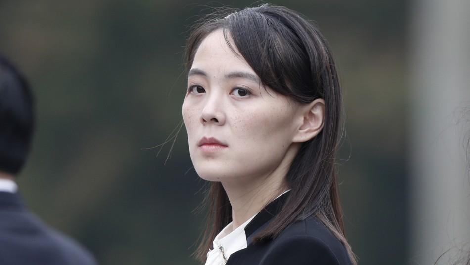 La hermana de Kim Jong-un alcanza cada vez más poder en Corea del Norte
