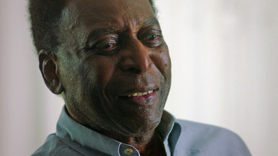 Dan de alta a Pelé tras extirparle un tumor y ahora seguirá un tratamiento de quimioterapia