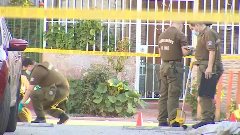Inocente muere en medio de balacera entre narcotraficantes en Maipú