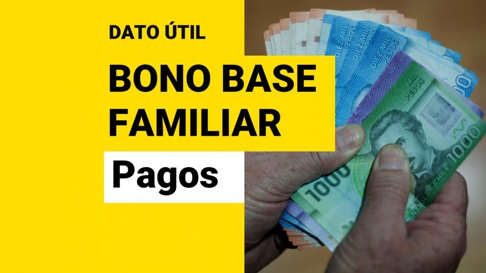 Bono Base Familiar: ¿Desde cuándo se otorga el beneficio y cómo se paga?