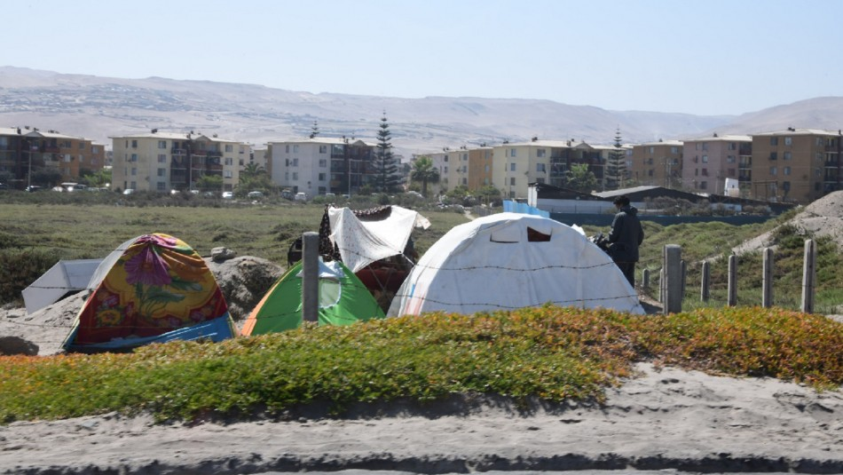 Decretan emergencia comunal en Arica por