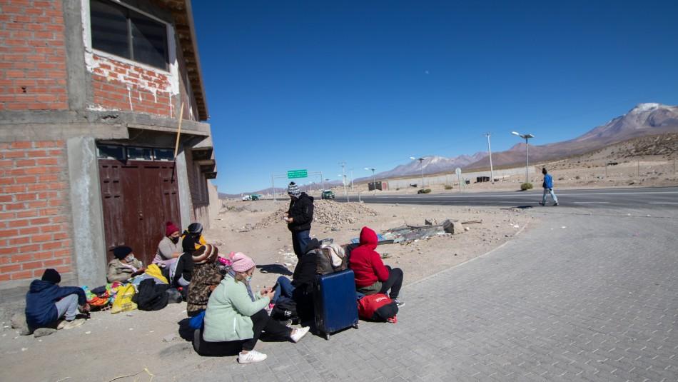 Servicio Nacional Migraciones directores regionales Arica Parinacota Antofagasta Tarapaca