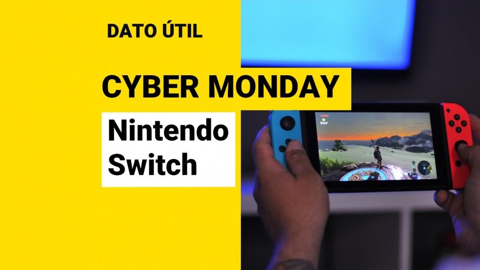 Nintendo Switch en el Cyber Monday: ¿Cuáles son las mejores ofertas?