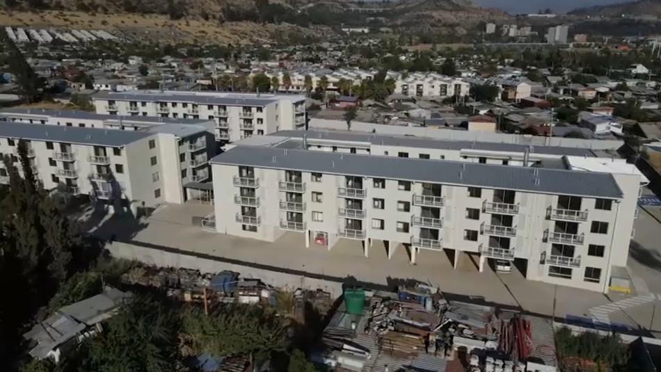 ¿Discriminación o sobrepoblación?: Polémica por viviendas sociales en el sector Pedro Fontova de Huechuraba