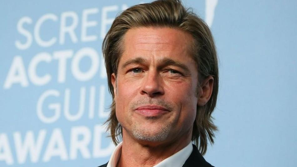 Brad Pitt deslumbra con nuevo look a sus 57 años: Se afeita la barba, se corta el cabello y se deja bigote