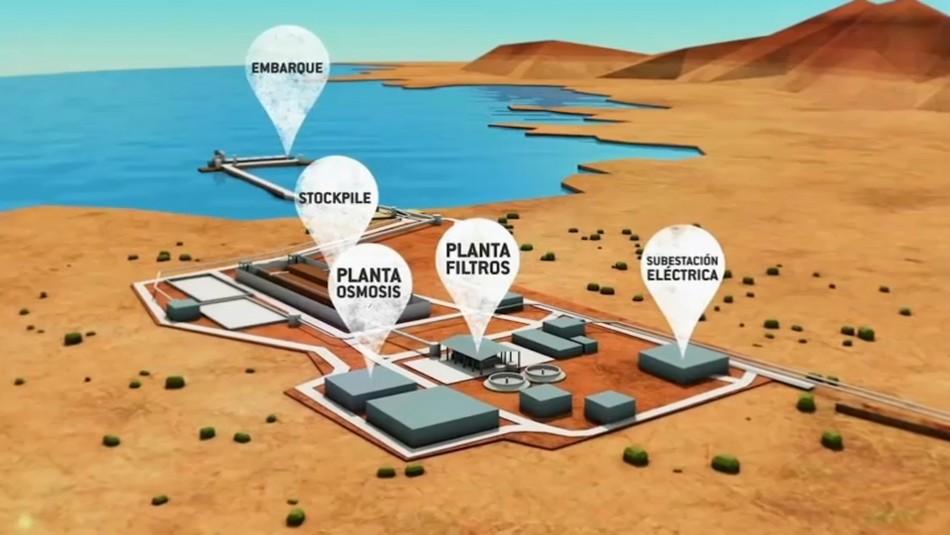 ¿En qué está el proyecto minero portuario Dominga?