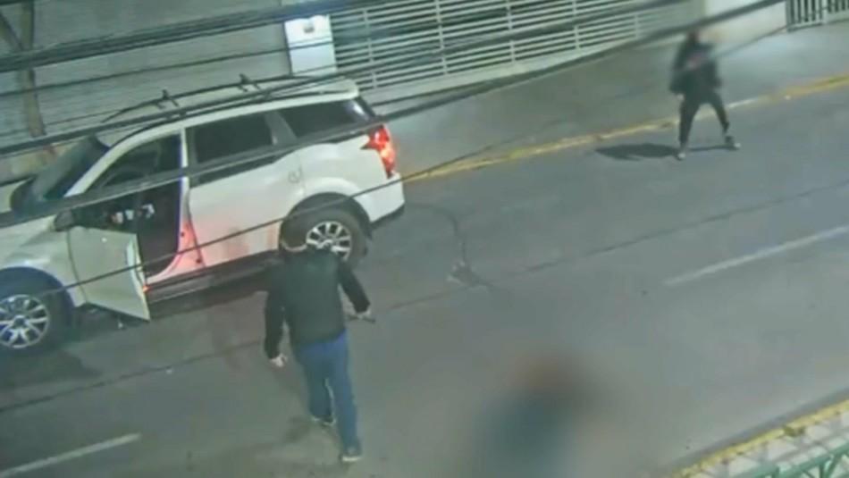 Agresor detenido y víctima sigue grave: qué se sabe del violento ataque de conductor Uber a un pasajero