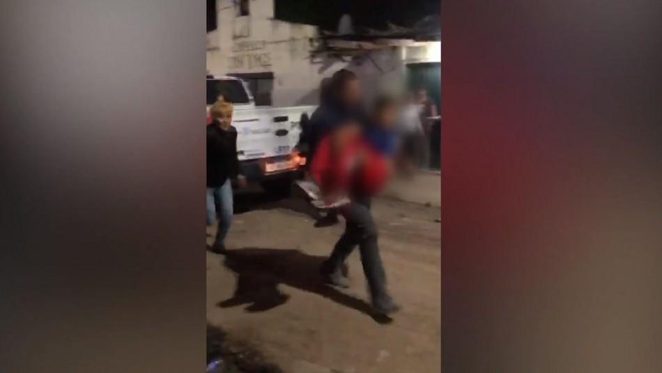 Niño recibió disparo durante persecución y ahora tiene miedo de salir a la calle: