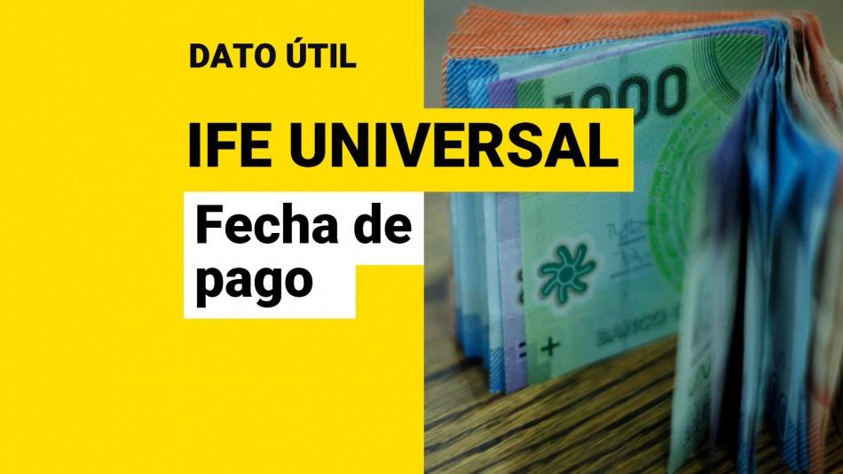 IFE Universal de octubre: ¿Cuándo se pagará el beneficio y cuánto recibiré?