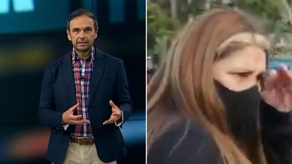 Rodrigo Sepúlveda y agresión a