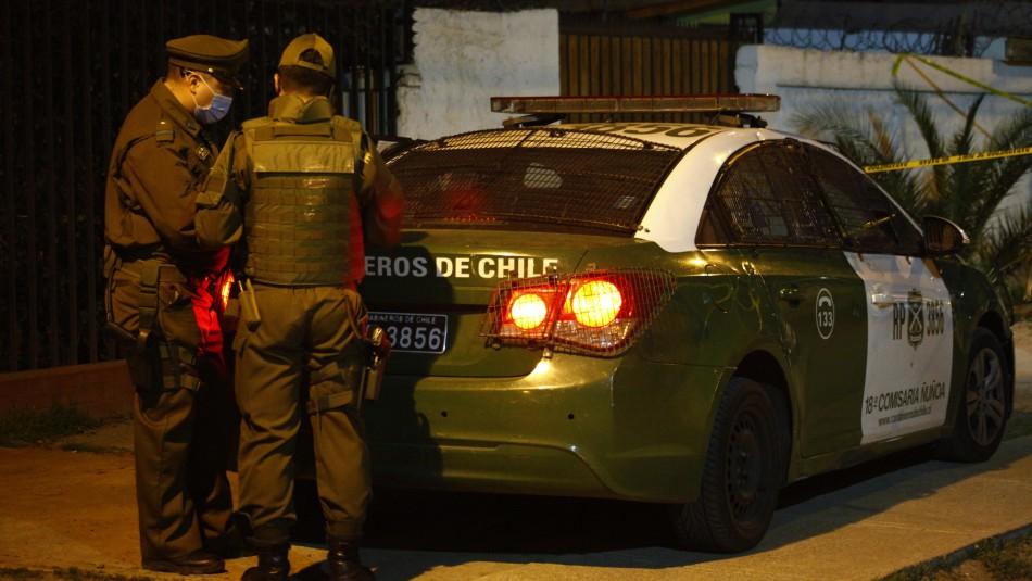 Vehículo que había sido robado en Ñuñoa fue recuperado gracias a sistema cortacorriente