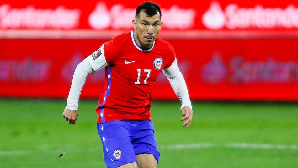 Gary Medel alienta a la Selección Chilena en redes sociales: