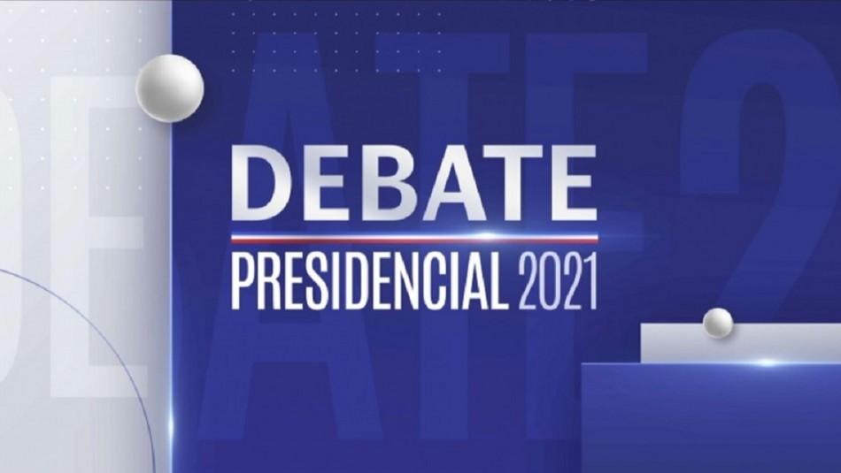 Revive el Debate Presidencial 2021