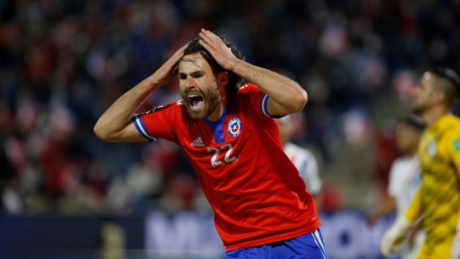 Ben Brereton se convirtió en la figura del triunfo de La Roja y devolvió la ilusión a todo Chile