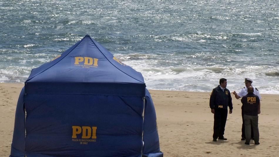 Tres personas murieron ahogadas en las últimas horas en playa de El Quisco