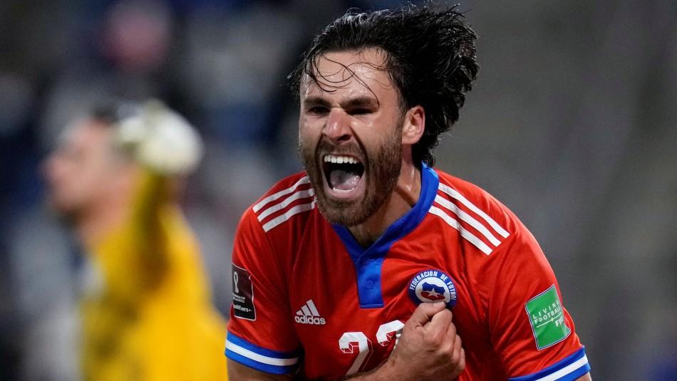 Ben Brereton tras triunfo ante Paraguay: