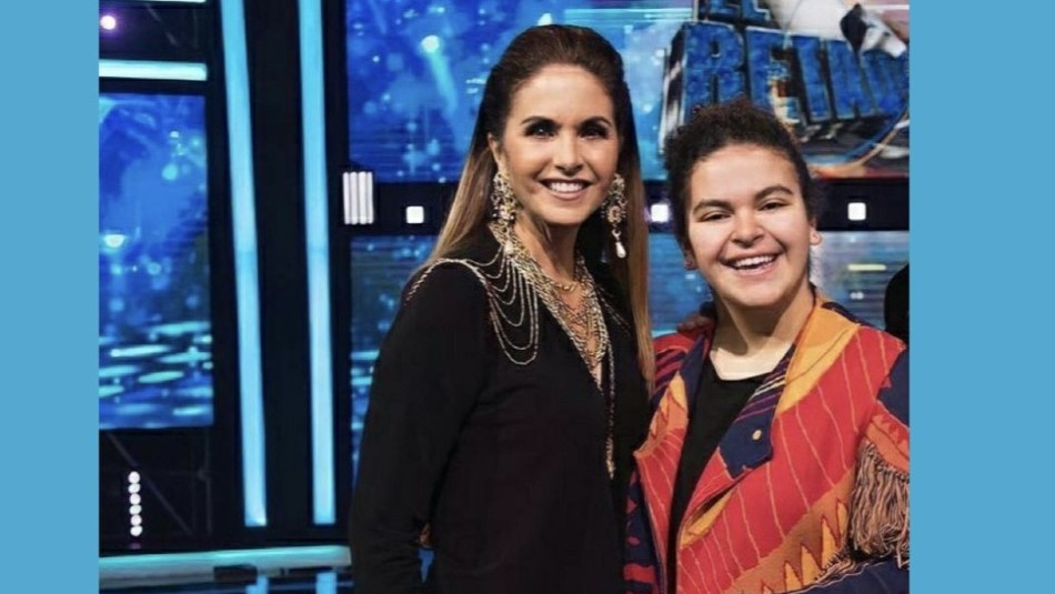 La hija de Lucero causa sensación en las redes al reaparecer