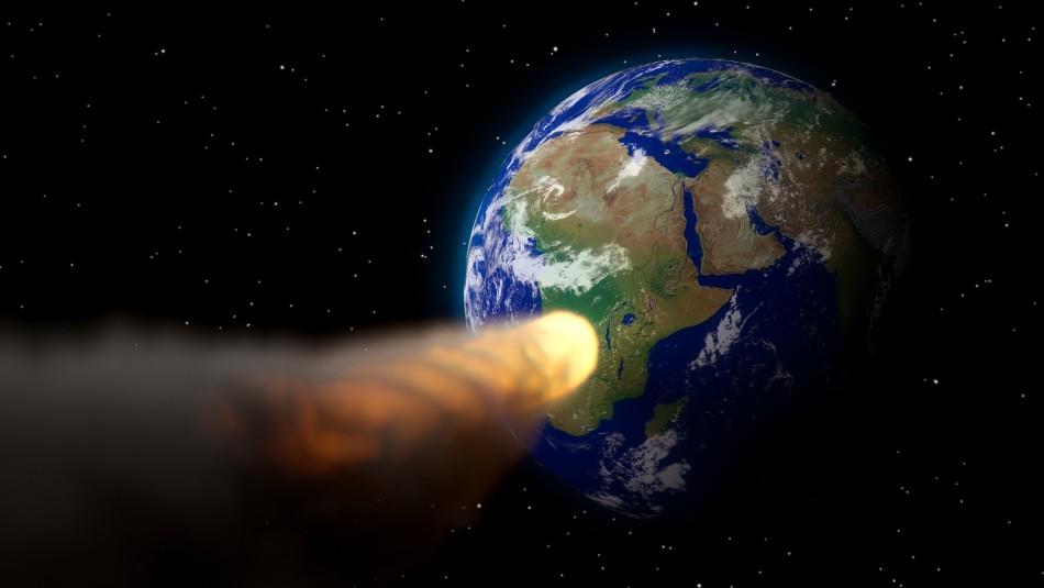 NASA advierte que cuatro grandes asteroides se