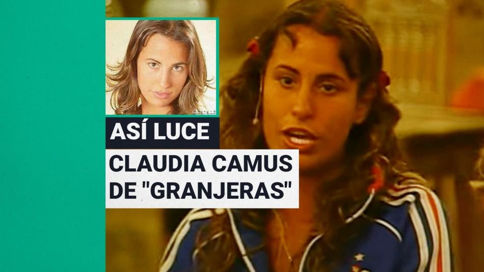 Claudia Camus de Granjeras