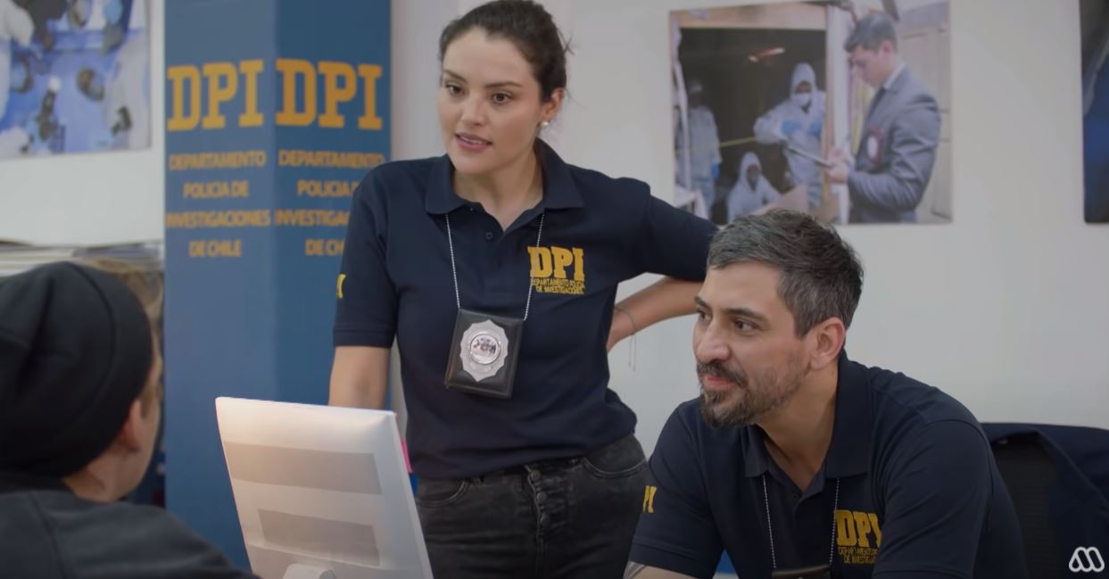 Daniel Elosúa y Carolina Castillo en
