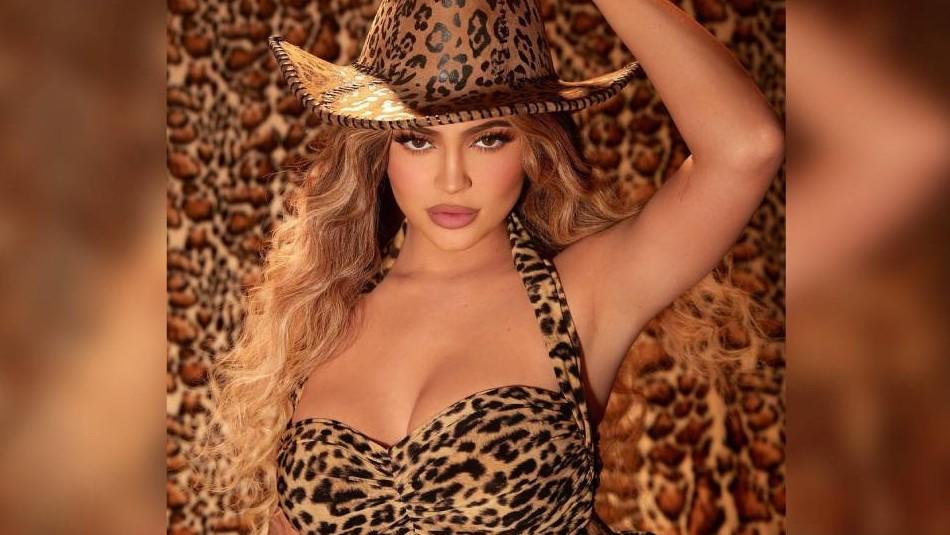 Las polémicas fotos de Kylie Jenner desnuda y