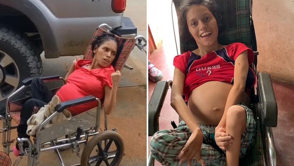 Joven discapacitada sufre abuso sexual y queda embarazada: su familia decidió tener al bebé