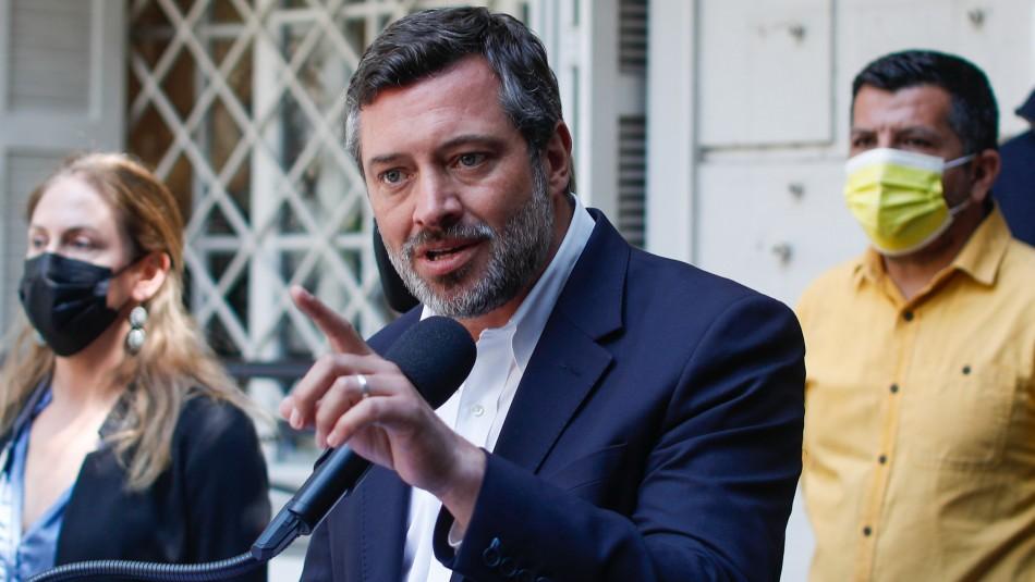 Sebastián Sichel mantiene candidatura pese a denuncia de financiamiento irregular